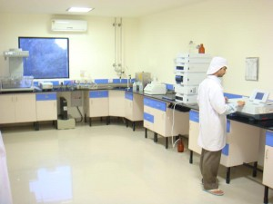 Lab design of Pharma plant