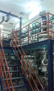 cGMP plant design